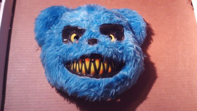 Brand New Five nights at Freddy/'s Killer Brown Bear Adult Mask