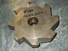 Ingersoll / Innotool Eckmesserkopf Ø160 Aufsteckfräser für AOMT 1605..