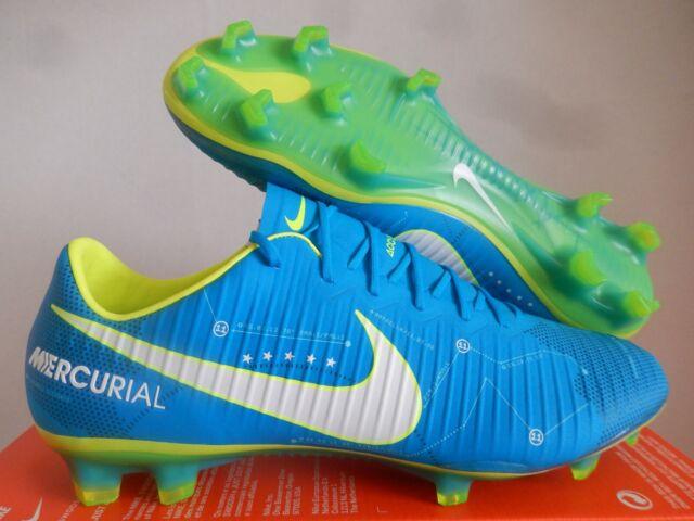 Nike Mercurial Vapor XI Neymar FG Blue