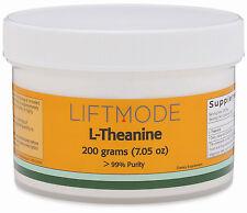 L-Theanine - 200 Grams (7.05 Oz) - 99+% Pure