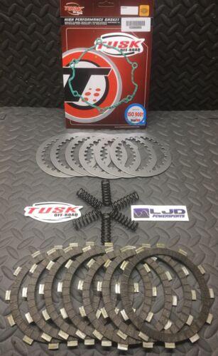 KAWASAKI KX100 1998–2018 Tusk Clutch Kit Gasket Springs Plates