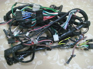 s l300 nos oem ford series d truck lorry main wiring harness assembly Ford Wiring Harness Kits at suagrazia.org