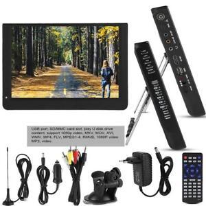 12-034-POLLICI-TELEVISORE-PORTATILE-DIGITALE-DVB-T-T2-HD-AUTO-TV-PLAYER-LETTORE-USB
