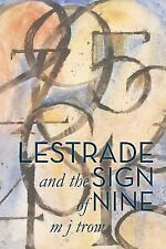 Lestrade and the Sign of Nine by M. J. Trow (2013, Paperback)