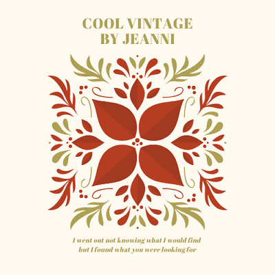 Cool Vintage and Stuff by Jeanni