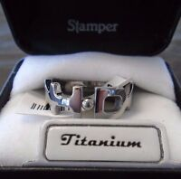 Harley-davidson Men's H-d Ring By Stamper