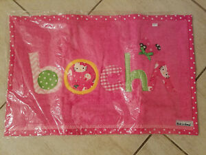 Hello Kitty Bath Mat Nwot Ebay