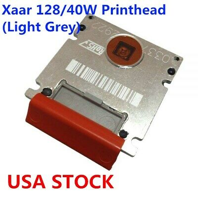 Light Grey USA Stock 40W Printhead Original and New Xaar Printhead 128