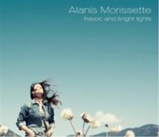 Alanis Morissette-Havoc and Bright Lights  CD NEW