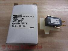 Fasco C4S Auxillary Switch 34220-337NF