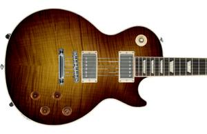 Flamed Maple Burst Electric Guitar Skin Vinyl Wrap Sticker Full Body Top Skins