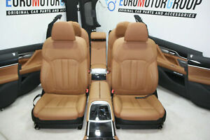 BMW-Comfort-pelle-Sedili-Interni-IN-Pelle-Interni-7er-G12-Pelle-Dakota-Cognac