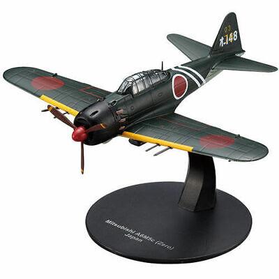 1//72 WW2 militaire DeAgostini AC17 Avion Mitsubishi A7M2 Reppu