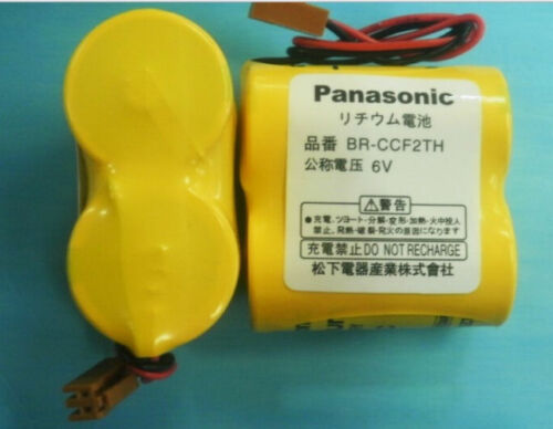 New original for Panasonic Battery 6V 5000mAh BR-CCF2TH  only can send by post