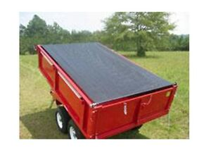 Dump trailer tarp system 6 39 x 14 39 manual dump truck ebay for Tarp motors for dump trucks