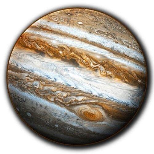 4 Pour 3 Astronomie-Planètes Étoiles Galaxies de l/'univers-espace-Coasters-bois