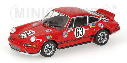 1 43 Porsche 911 Carrera RSR 2.8   Gelo Racing  Le Mans 24 Hrs 1973  Loos  Barth