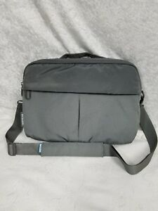 Image Is Loading Incase Gray Shoulder Bag 360 Protection Tablet Small