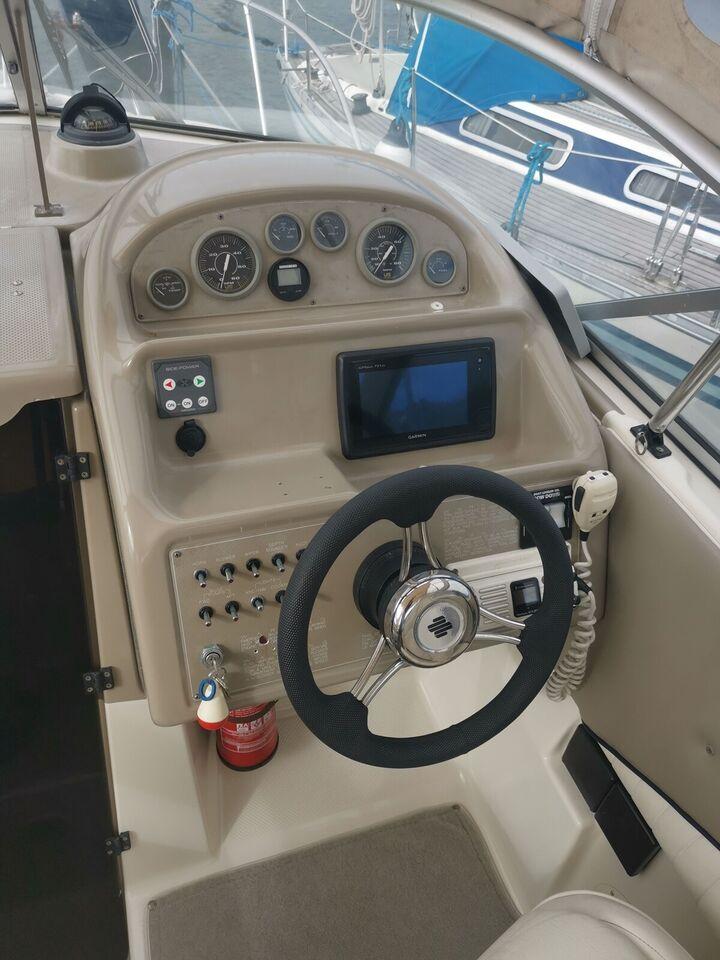 Bayliner 2655, Motorbåd, årg. 1995