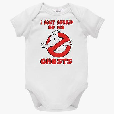 """Ghost Busters /""""I Ain/'t Afraid Of No Ghosts/"""" Unisex Toddler T-Shirt"""