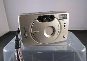 Canon-IXUS-M-1-35-mm-Compact-Point-amp-Shoot-Film-Camera-23-mm-Autofocus
