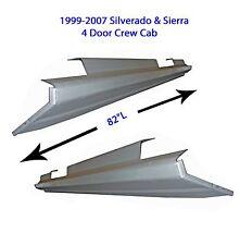 1999-2007 CHEVY SILVERADO SUBURBAN CREW CAB ROCKER PANELS  - 1 PAIR