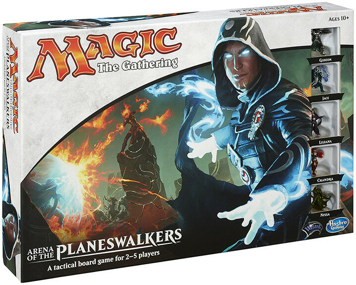 Magic the Gathering Board Game: Arena of the Planeswalkers Hasbro BRAND NEW