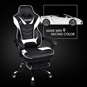 High-Back-Gaming-Chair-Racing-Style-Ergonomic-Office-Computer-Desk-Tesk-Recliner