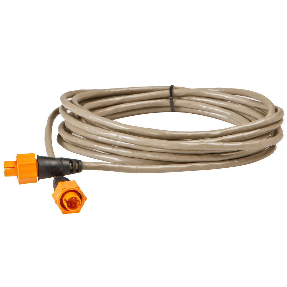 Lowrance 25 FT Ethernet Cable ETHEXT-25YL