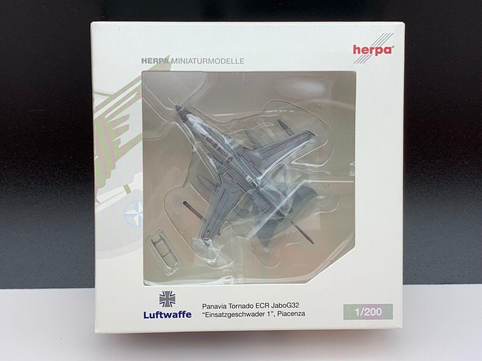 HERPA AVION 554459 miniatures Modèles Avion 1 200. Jamais déballé. TOP