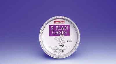 Fedele Lamina Flan Casi Di Alluminio Vassoio Piatto Contenitore Torta Supporto Piatto Per Torta 052-mostra Il Titolo Originale