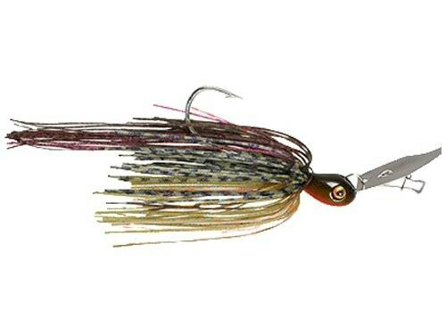 Select Size//Color Strike King Pure Poison Vibrating Bladed Swim Jig s
