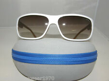 New Authentic Diesel White Sunglasses DSL 55 0158/S T5H DSL55