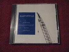 VA - East Style CD Japan hardcore Rose Rose Extinct Government KGS One Trap