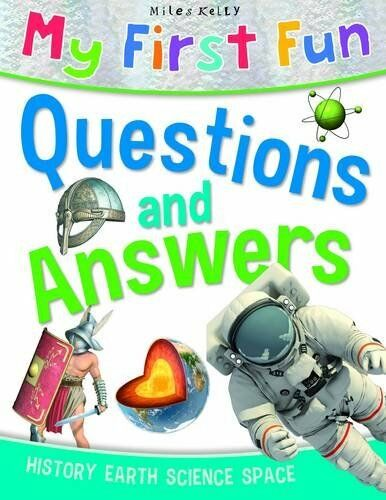 My First Fun Questions and Answers,Miles Kelly