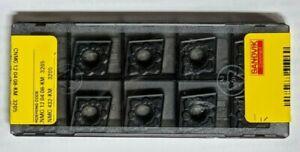 PALBIT SNMG 432 MR// SNMG 120408 MR Grade PH3225 Coated Carbide Inserts 10 Pcs