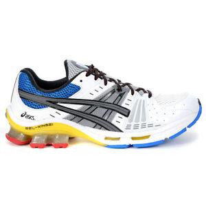 ASICS Gel-Kinsei OG White/Metropolis Running Shoes 1021A117.100 NEW