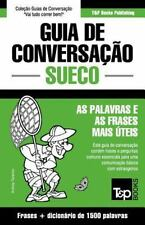 Guia de Conversacao Portugues-Sueco e Dicionario Conciso 1500 Palavras by...