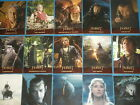 The Hobbit 'An Unexpected Journey' Base Set Of Trading Cards Bilbo Lord Of Rings