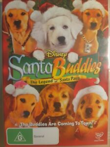 Santa-Buddies-Region-4-DVD-FREE-Next-Day-Post-From-NSW