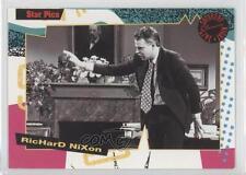 1992 Star Pics Saturday Night Live #111 Richard Nixon Non-Sports Card 0b6