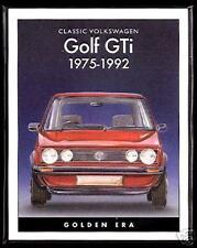VW GOLF GTi - Original Collectors Cards - Mk1 & Mk2 - 8V 16V Campaign Cabriolet