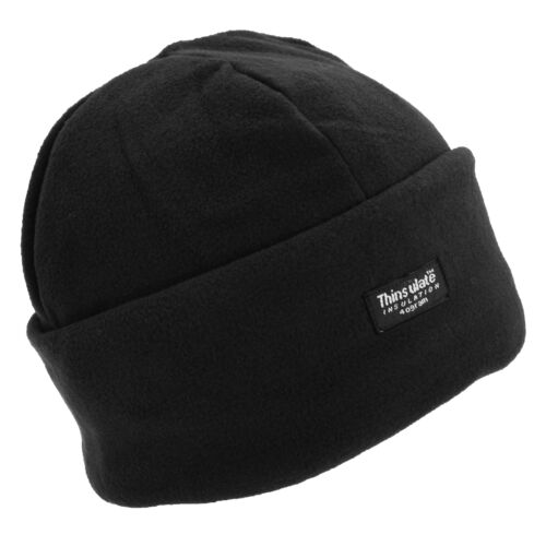 HA371 3M FLOSO Ladies//Womens Polar Fleece Thermal Thinsulate Winter//Ski Hat
