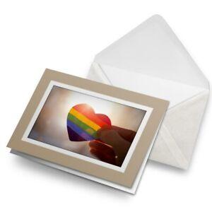 Greetings-Card-Biege-LGBT-Pink-Rainbow-Heart-Flag-24566