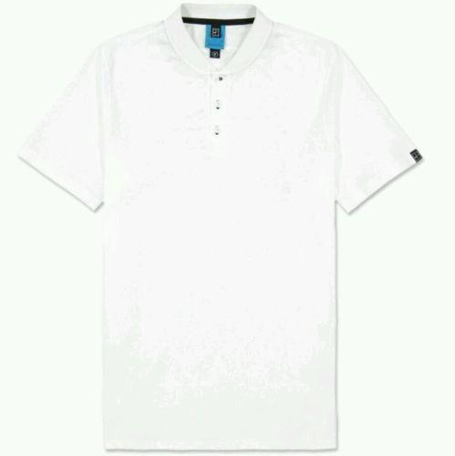 Uomo Xl X Roger Casual Laboratorio Nike M Bianca Pong Camicia S Polo Rf Federer RWUUInczF
