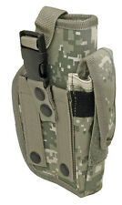MOLLE ACU Camo Ambidextrous Gun Holster BB Airsoft Pistol Hand Tactical 5707