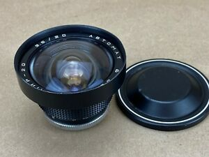 MIR-20-Automat-MC-20mm-f-3-5-Wide-angle-Lens-for-Kiev-10-amp-15-mount-USSR