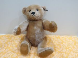 Vintage-1984-Steiff-Teddy-Bear-0156-42-West-Germany
