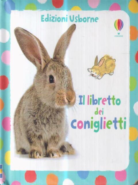 IL LIBRETTO DEI CONIGLIETTI  AA. VV. USBORNE PUBLISHING 2011