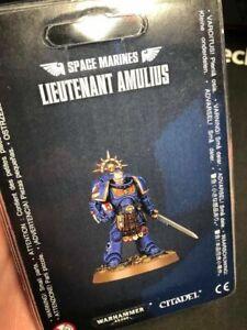 Games Workshop Warhammer 40k 2019 Event Lieutenant Amulius